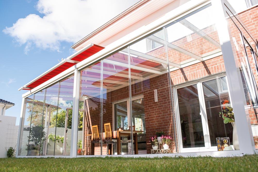 CleverUeberdacht komplettpakete terrassenueberdachung -
